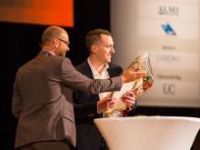 Stayhard.se vinner pris för Årets Digitala Gasell för andra året i rad och utses återigen till Gasellföretag, av Dagens Industri.
