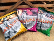 Unika chips från egna odlingar