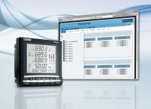 Energimätinstrument med webbserver