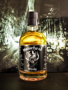 Motörhead lanserar efterlängtad whisky!