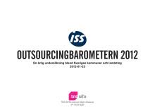Outsourcingbarometern 2012