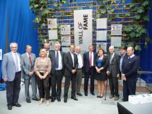 Mjärdevi Wall of Fame invigt