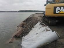 Vuosaaren sataman Melumuurin tausta on vielä alkuvuoden suljettu
