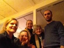 Teater Slava visits Odinteatret