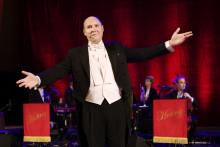 Karl Gerhard-stipendiet 2014 till Henrik Dorsin