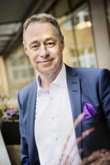 Fredrik Wirdenius ny styrelseledamot i Scandic