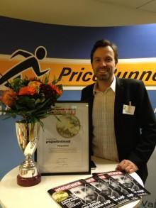 Pricerunner: Sveriges bästa prisjämförelsesajt 2011