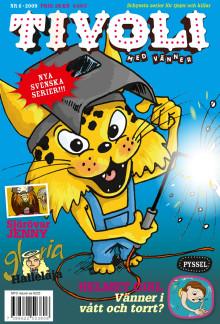 Rullande barnkultur i serieformat