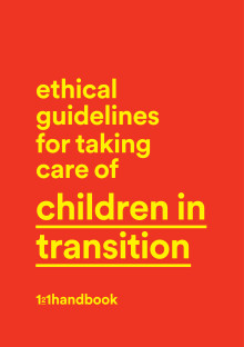 Bokanmeldelse: «Ethical guidelines for taking care of children in transition»