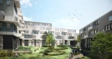 Skanska säljer bostadshus i Köpenhamn för cirka 1,3 miljarder kronor