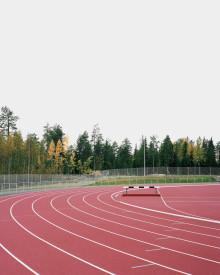 Nu öppnar Umeås nya friidrottsarena