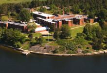 Sjön värmer konferensanläggningen Skogshem & Wijk
