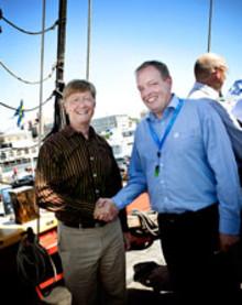 Starkt stöd för Havs- och vattenmyndighetens arbete