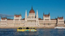 Dag  4 på tågresan: Budapest