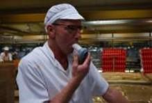 Lungetest på chokoladefabrikken