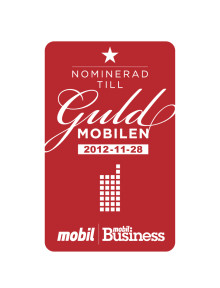 Accumulate nominated for Best Mobile Payment solution