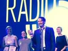 UR:s Barnaministeriet dokumentär vann Stora Radiopriset