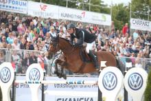 Dags för final i hoppserien Volkswagen Grand Prix – direktsänds av SVT