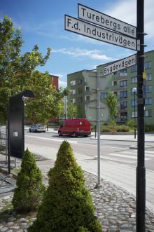 Attraktivare stadsmiljö med ny parkeringsplan
