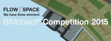 Vinnare av BIMobject® Competition 2015