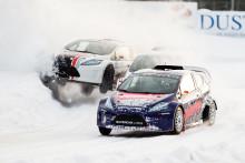 Expressen tar RallyX On Ice live i Karlstad