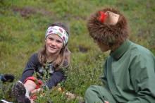 Elena Arkhipova och Maria Värendh får Gösta Frohms Skogsmullestipendium 2014