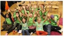 Grattis Ljungskileskolan till segern i Vi i femman!