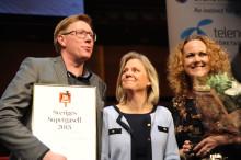 Nässjöföretaget Infraservice Group är årets Supergasell