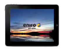 Eniro lanserar På sjön för iPad