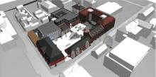 Skanska bygger lokaler till högskola i Trondheim, Norge, för cirka 300 miljoner kronor