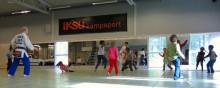 IKSU kampsport anordnar Kampsportslek för barn 5-6 år