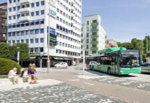 Landskronas stadsbussar i topp hos Skånetrafikens kunder, Helsingborg på tredje plats