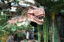 Påminnelse: Pressvisning av ny unik dinosaurieutställning