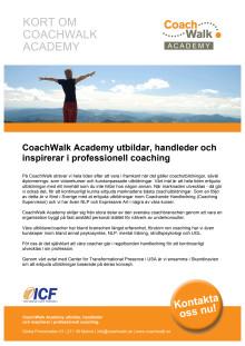 Om CoachWalk Academy