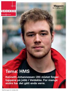 Veidekke Magasin 3 - 2011