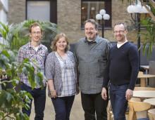 """""""Osynlig"""" proteinstruktur förklarar enzymers slagkraft"""