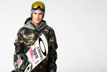 Snowboardproffset Sven Thorgren blir ambassadör för Junkyard