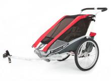 Chariot Cougar 1 utnämnd till bästa cykelvagnen i Råd&Röns senaste test