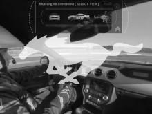 Upea, uusi monesta kuvakulmasta katsottava video tarjoaa katsojille tilaisuuden kokea, miltä tuntuu ajaa kierros uudella Ford Mustangilla Silverstonen kilparadalla