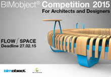 Competition for young Architects and Designers starts today