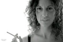 Internationell författarscen Malmö får besök av den italienska författaren Silvia Avallone