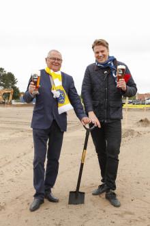 Falcon Alkoholfri blir namnsponsor för Falkenbergs nya arena