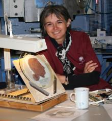 Norsk medaljegravør i finalen for internasjonal kunstpris
