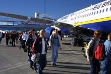 Flygtrafikledningen på Stockholm-Västerås flygplats säkrad