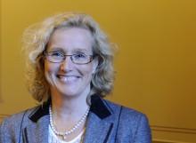 Eva Åkesson utses till ny rektor