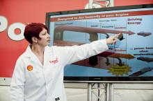 Shell lanserer nytt drivstoff
