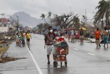 Röda Korset om företagsgåva till katastrofarbete