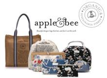 Väldesignade necessärer och shoppingkassar i ekologiska material