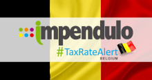 Tax Alert - Belgium - Change to the Tax Authority Governing the Taxation of Insurance Premiums
