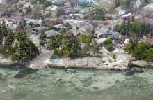Verdens miljødag 2014: Øyene drukner